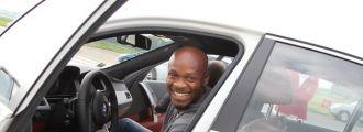 Asafa Powell si zazávodil,<br />25. 5. 2010
