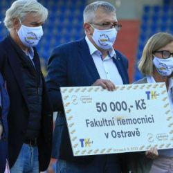 Zlatá tretra Ostrava 2020, 8.9. – zahájení + předávání